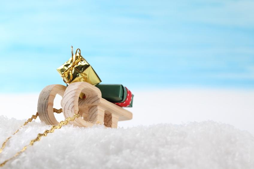 В Петропавловске делают новогодние подарки  в стиле шебби-шик