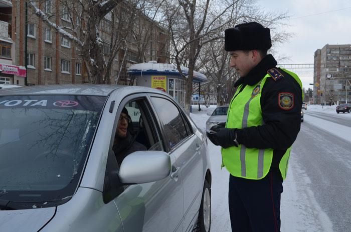 Казахстанцам дали добро на видеосъёмку полицейских