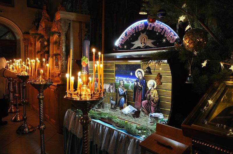 На севере Казахстана празднуют Рождество Христово