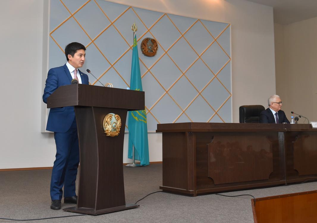 В северном Казахстане начат выпуск золота