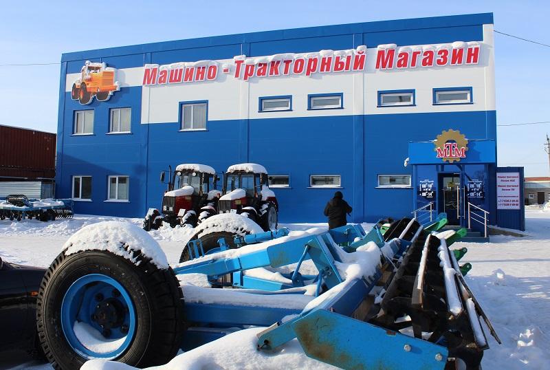 На севере Казахстана прошла презентация техники «Ростсельмаш»