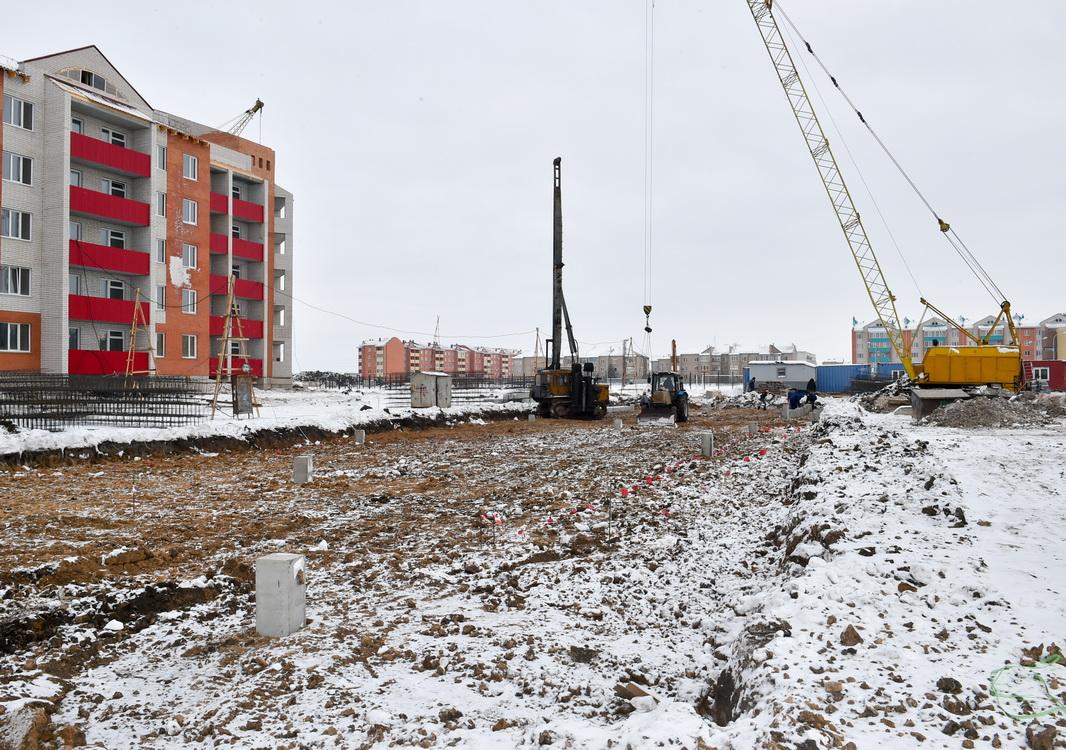 В Петропавловске выделят 2500 участков под коттеджи