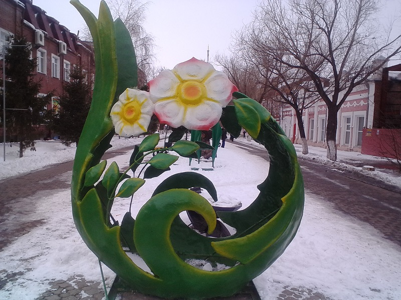 В Петропавловске хотят поставить скульптуру  футболистам