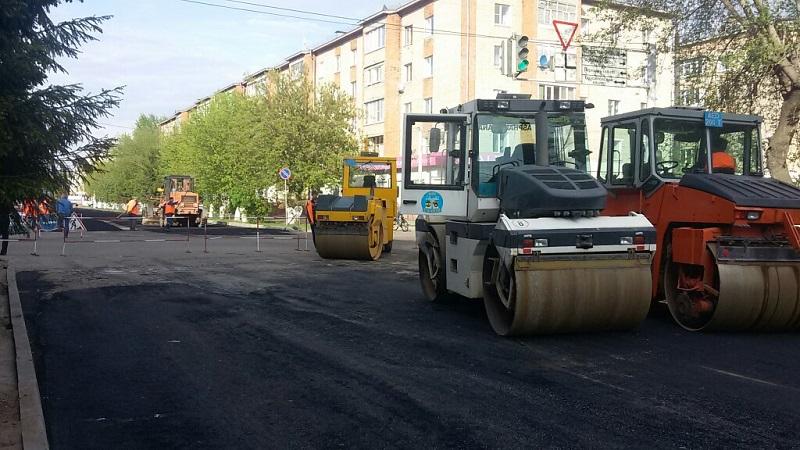 Реконструкция улицы Партизанская в Петропавловске обойдется в 182 млн