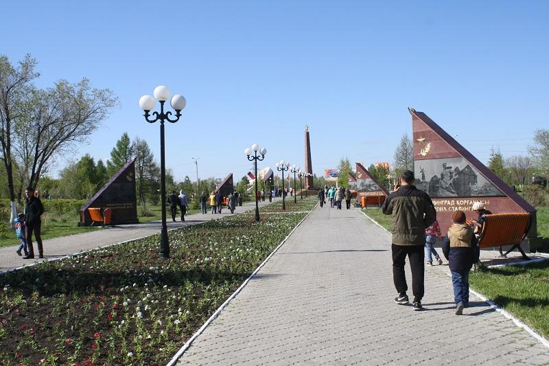 В Петропавловске появится новый фонтан