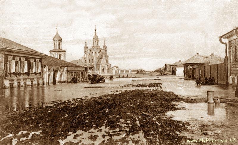 До революции в Петропавловске были школы для богатых