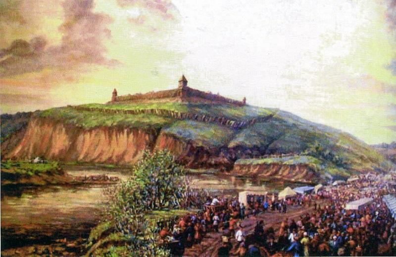 О пушках из Петропавловской крепости 1752 года