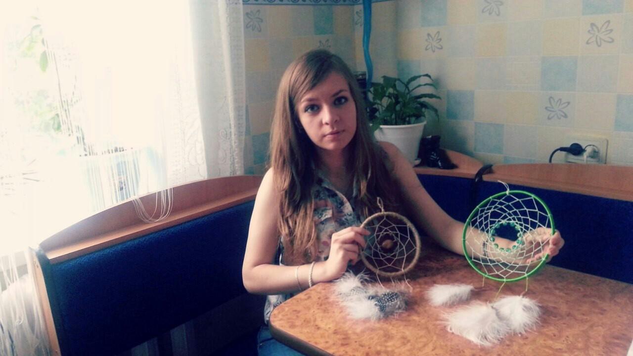 В Петропавловске делают  «ловцы снов»  и  бусы для собак
