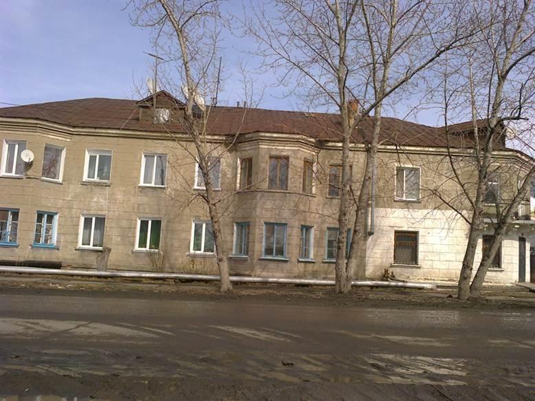 В Петропавловске начали асфальтировать дворы