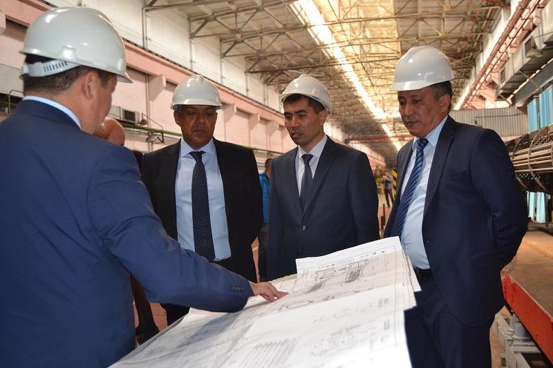 Север и Запад Казахстана начали сближение