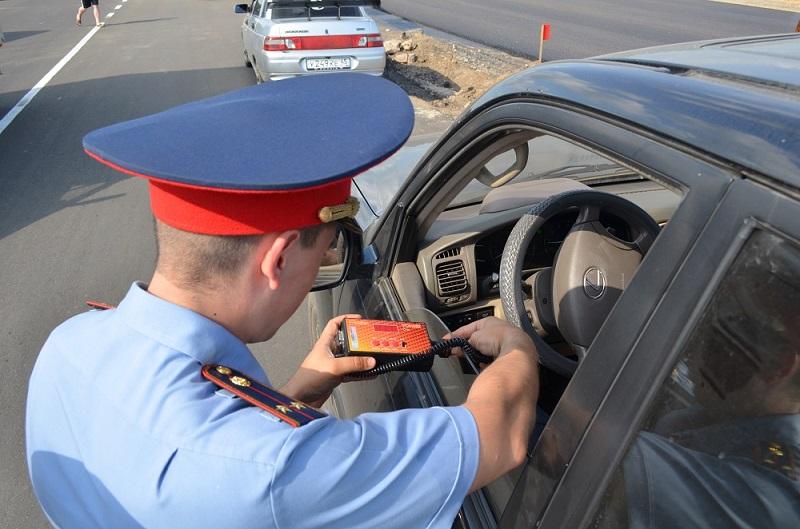 Водители Петропавловска могут оплатить штраф на месте