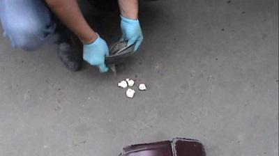 Полицейские Петропавловска задержали перевозчиков героина