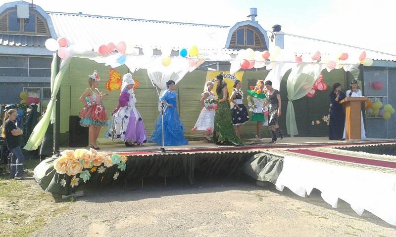 В женской колонии Петропавловска провели конкурс красоты