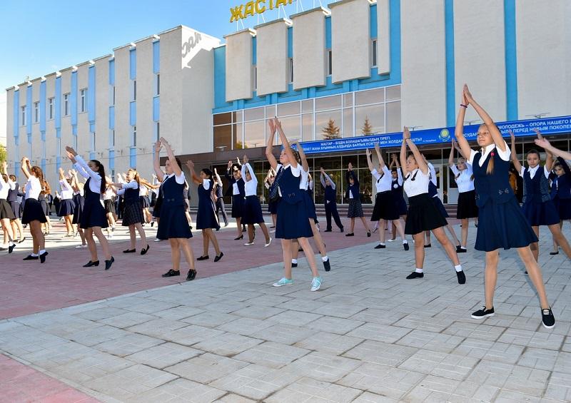 В Петропавловске прошло августовское совещание педагогов