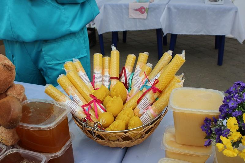 В Петропавловске прошёл фестиваль мёда