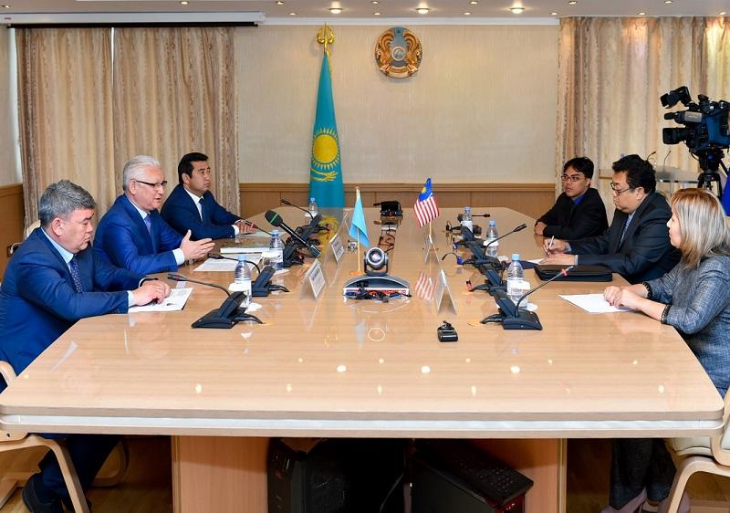 Посол Малайзии предложил северному Казахстану обогащать яйца