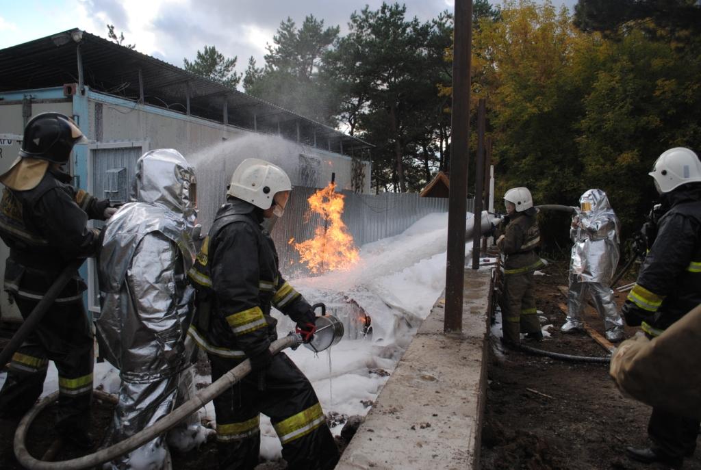 В Петропавловске произошёл взрыв  в газгольдере