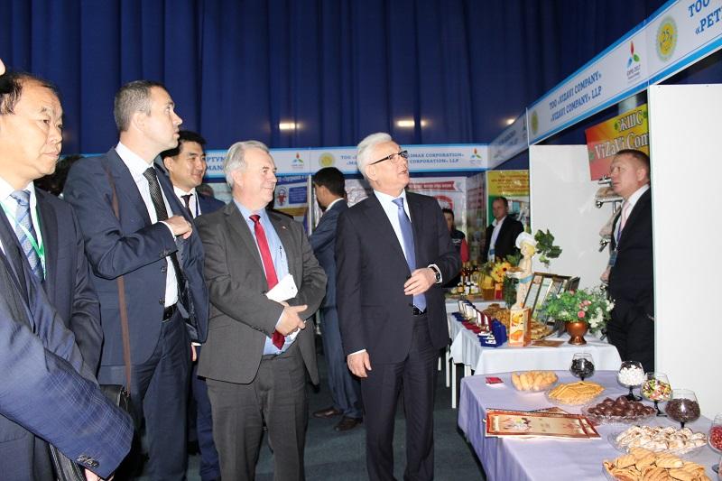 Министр Швеции Эрик Букт: «Казахстан – страна возможностей»