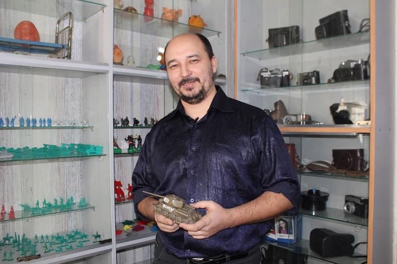 В Петропавловске открылся музей СССР