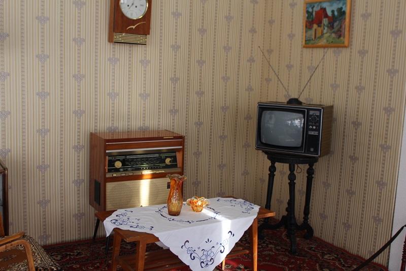 В Петропавловске выставили бытовую технику прошлого века