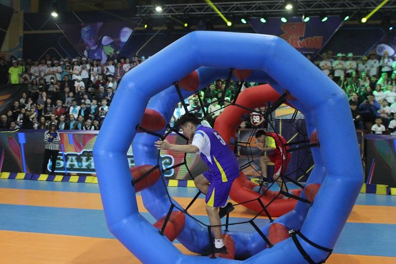 В Петропавловске проходят областные игры «Я — чемпион»