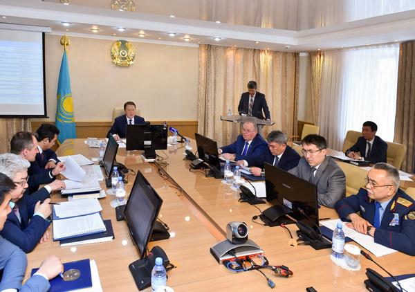 Аким СКО раскритиковал мероприятия по приватизации в Петропавловске