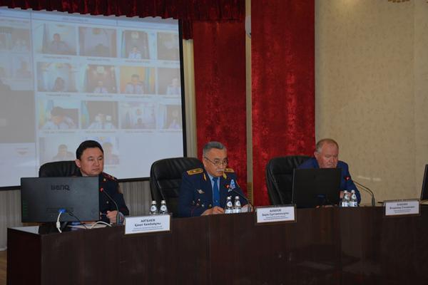 В Северо-Казахстанской области значительно снизилось количество преступлений