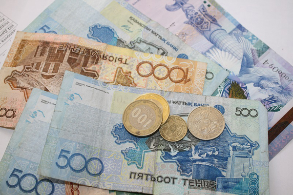 В Северо-Казахстанской области средняя заработная плата увеличилась на 7,7%