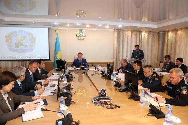 В Северо-Казахстанской области стали больше производить продуктов питания