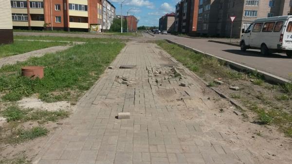 Микрорайон Береке хотят сделать одним из самых красивых в Петропавловске