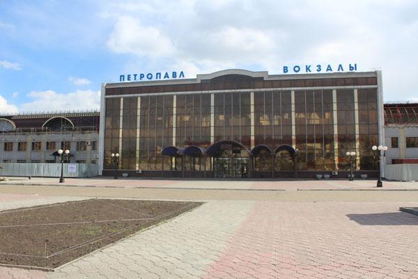 В Петропавловске будут приводить в порядок привокзальную площадь
