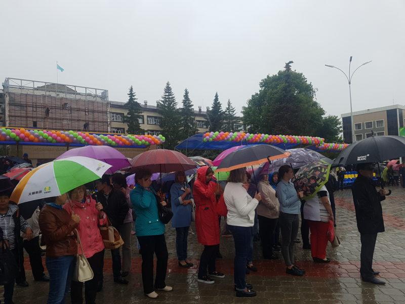 В Петропавловске отметили День столицы