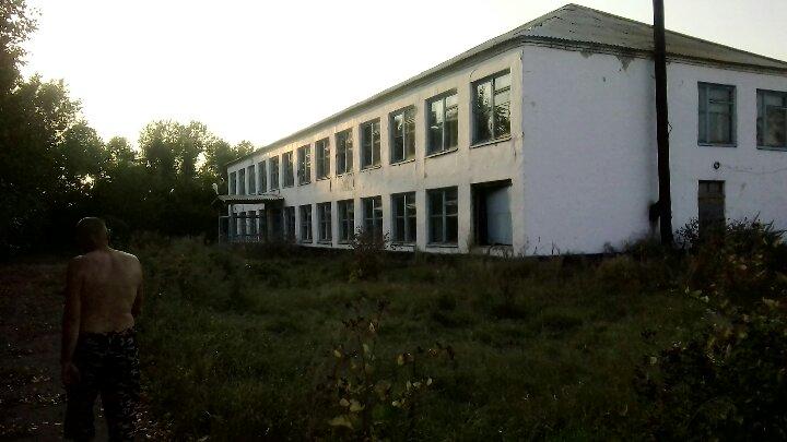 На севере Казахстана опустела двухэтажная школа в селе Никольское