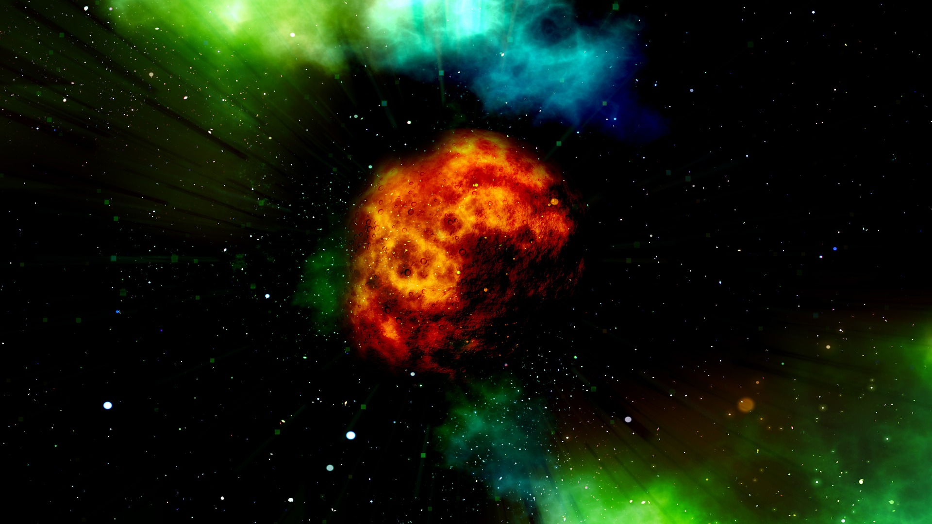 «Открылась бездна, звезд полна», или Ловец метеоритов