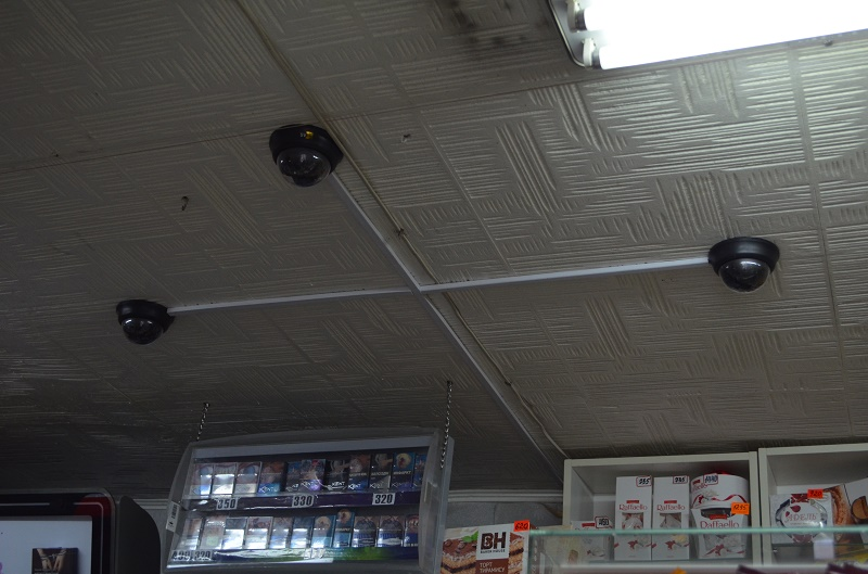В Петропавловске совершён дерзкий разбой в магазине