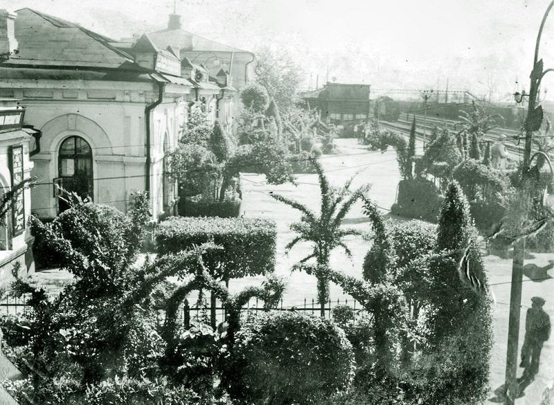 Непридуманная история Петропавловского вокзала