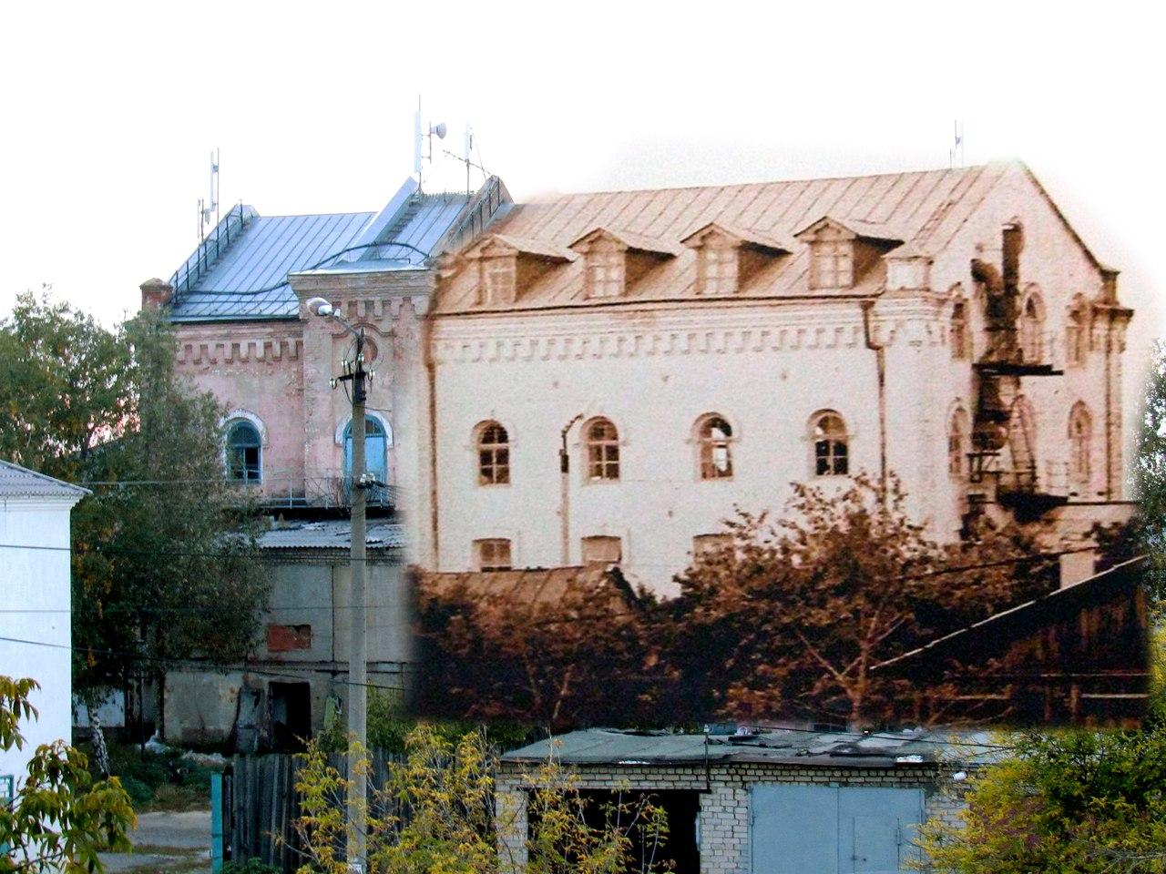 В Петропавловске разрушается старинная мельница купца Полякова