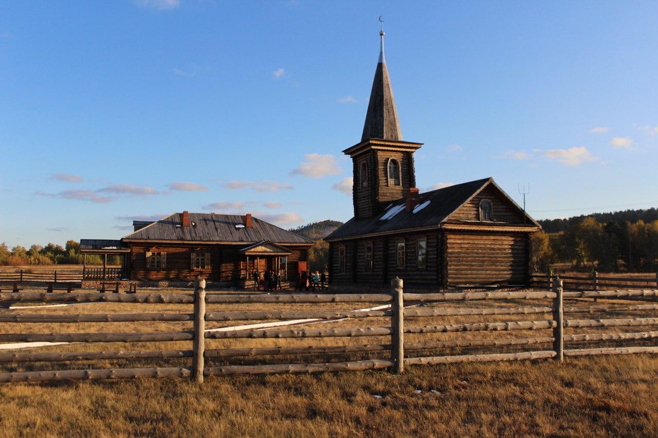 Дух батыров Карасая и Агынтая в Северном Казахстане
