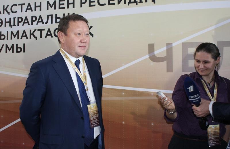 Сотрудничество приграничных Северо-Казахстанской и Омской областей вышло на новый уровень