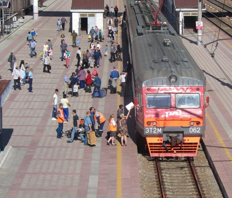 Скоростную электричку Петропавловск — Омск вновь отменяют
