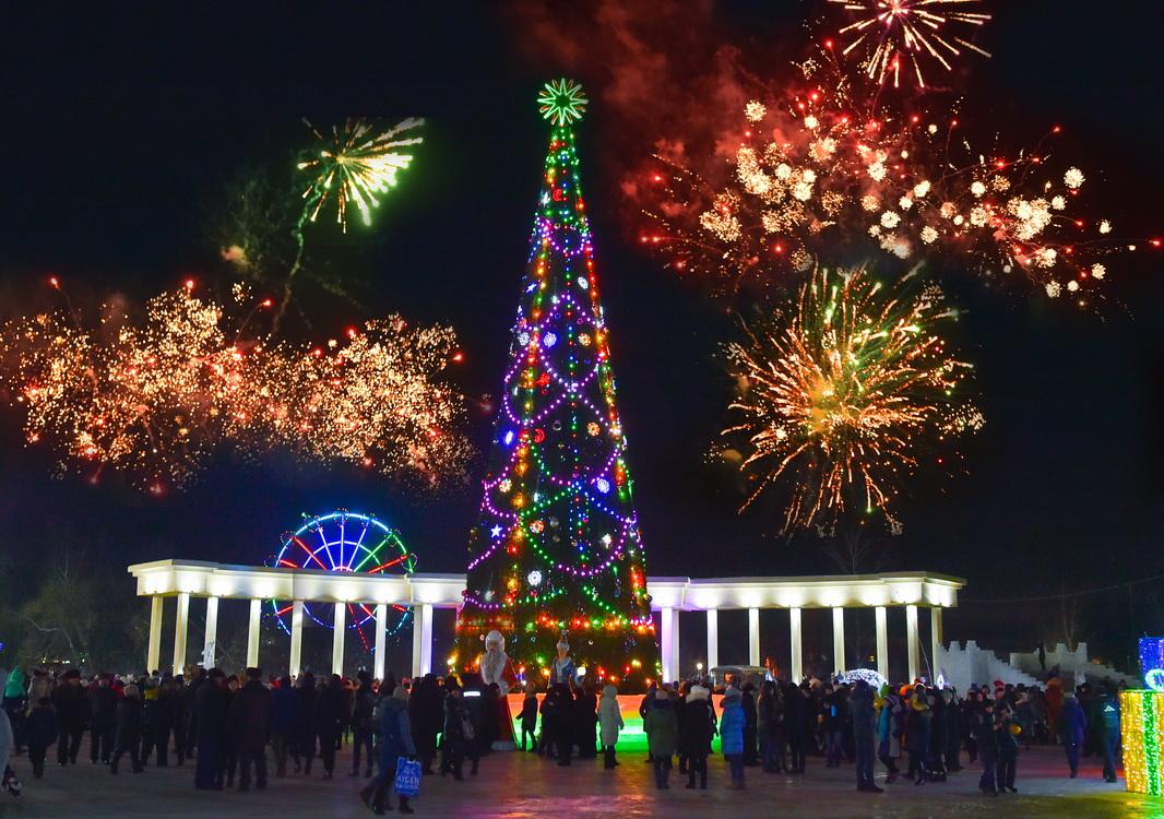 В Петропавловске не будут тратить деньги на новогоднее оформление