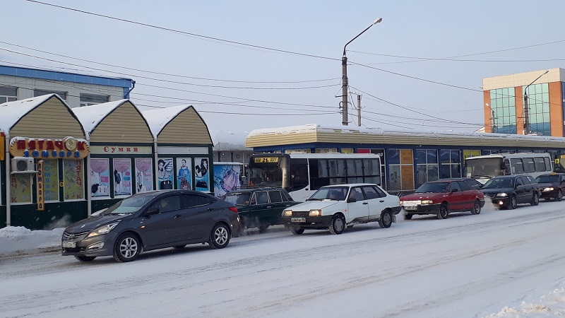 Петропавловск: бутик против красной линии. Кто победит?