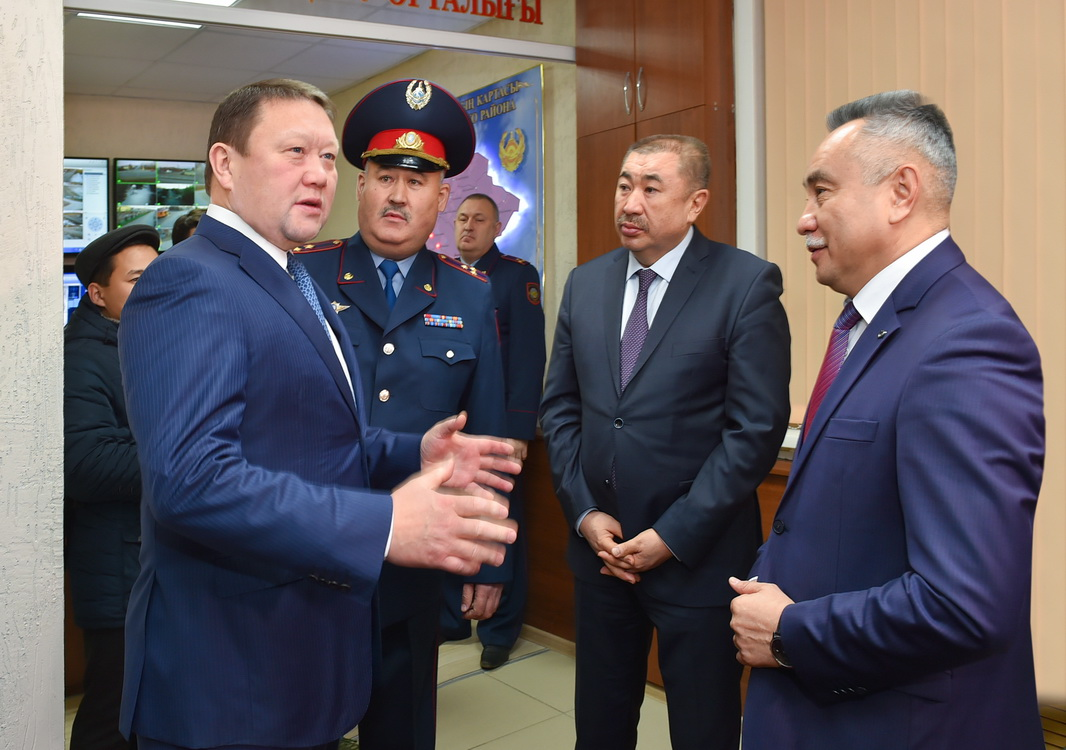 Фронт-офис миграционный службы открыли в Петропавловске
