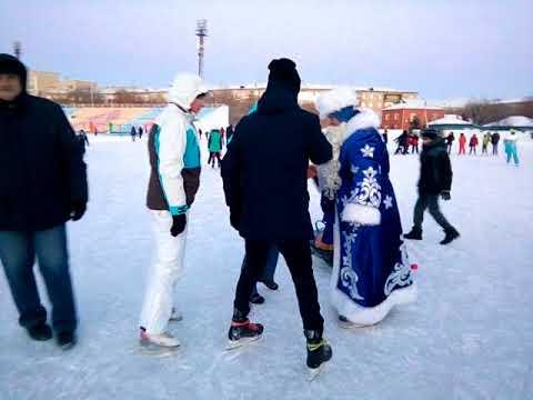В Петропавловске отказались от строительства ледовых городков и горок
