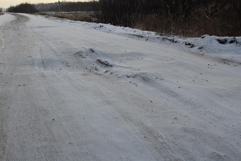 Ерик Султанов продолжает заниматься вопросом улучшения дорог на севере Казахстана