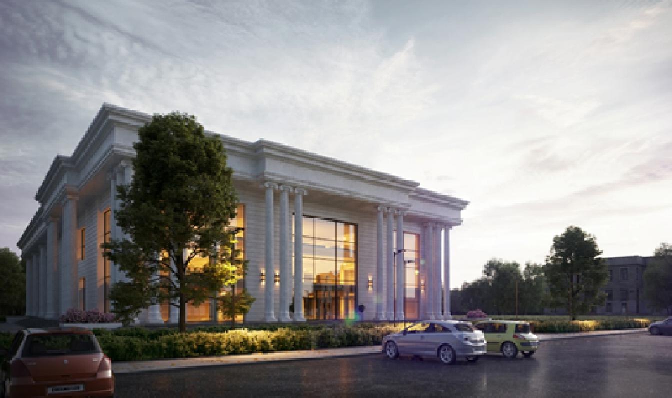 Уникальное архитектурное сооружение появится в Петропавловске