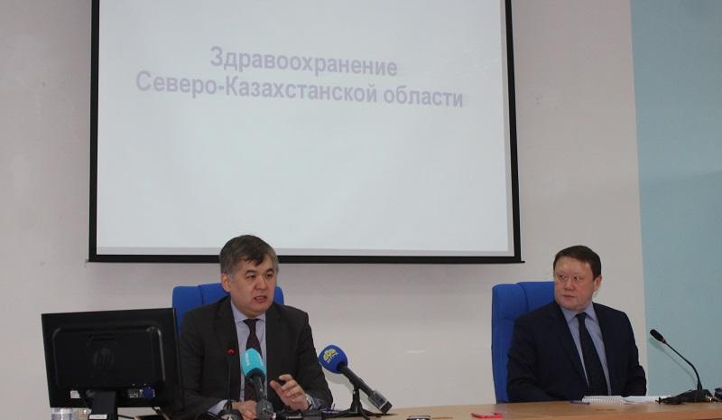 Глава Минздрава рассказал североказахстанцам о сокращении бесплатной медицины