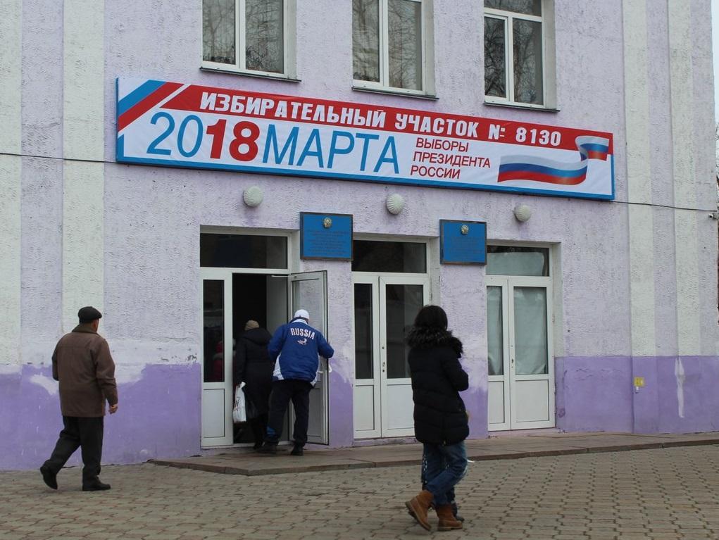 Избиратели в Петропавловске объяснили, почему проголосовали за Путина