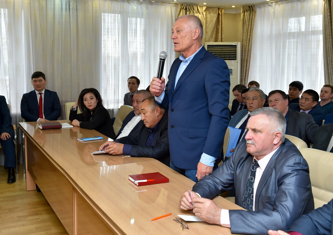Аграрии Северного Казахстана не могут обновить технику из-за дорогих кредитов
