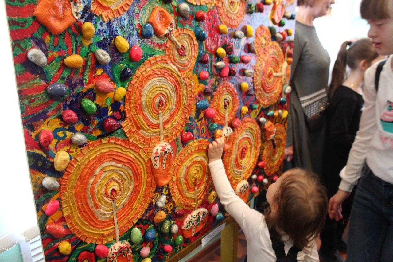 В Петропавловске открылась выставка «Пасхальная радость»